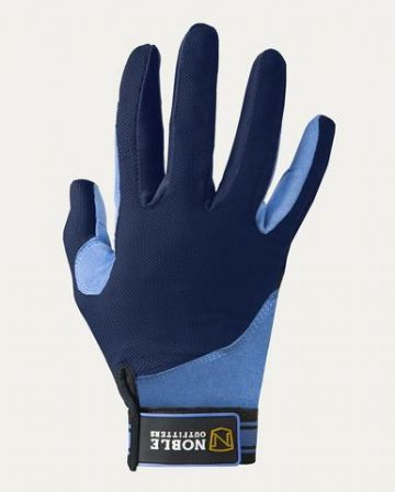 PERFECT FIT COOL MESH GLOVE IN NAVY/PERIWINKLE